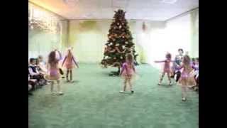 """Танец """"Капризных принцесс"""" в детском саду"""