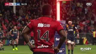 super rugby 2019 round nine crusaders vs highlanders