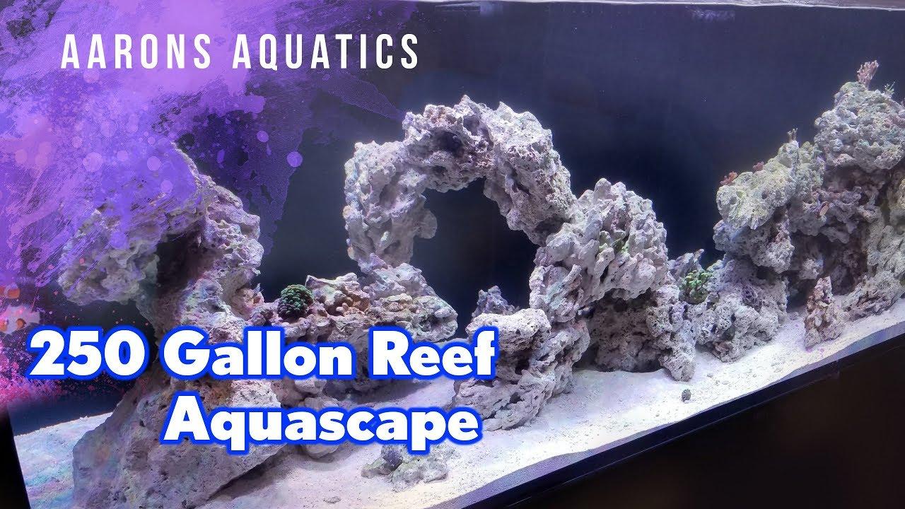Reef Aquascaping Techniques - Aquascape Ideas
