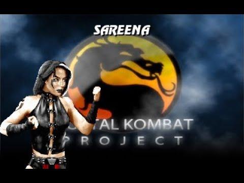 MKP 4.1 Season 2.9 (MUGEN) - Sareena Playthrough
