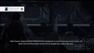 Terminator Resistance Full Game Walkthrough & all Trophies/Platinum on PlayStation 4 / Видео