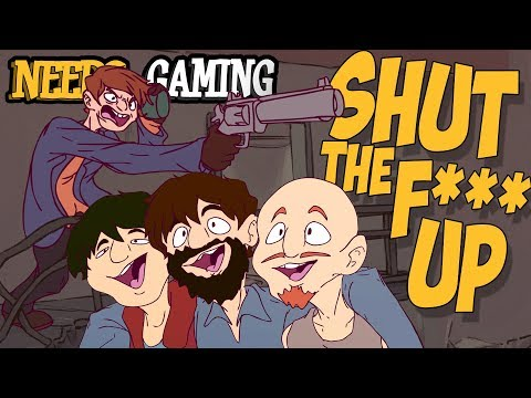 Shut the **** Up!  (Neebs Gaming Animated - 7 Days to Die)
