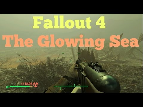 Fallout 4 - Looking For Virgil (The Glowing Sea Mission)
