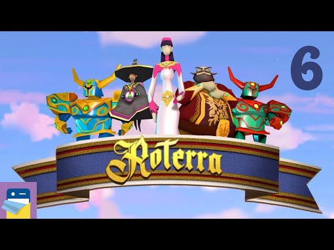 Roterra - Flip the Fairytale: iOS / Android Gameplay Walkthrough Part 6 (by Dig-It Games)