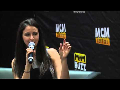 MyMBuzz Jessica Dicicco Liverpool interview