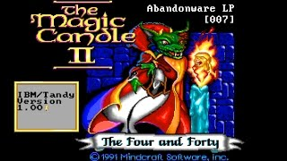 Abandonware LP: The Magic Candle II [007]