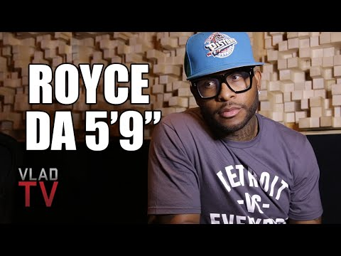 Royce da 59 Didnt Mind Eminem Replacing his Renegade Verse with Jay Z