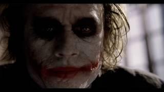 The Dark Knight (2008) - Opening Scene [4K]