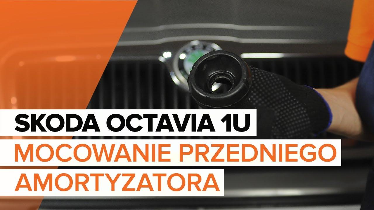 Jak Wymienić Poduszka Amortyzatora W Skoda Octavia 1u Tutorial Autodoc