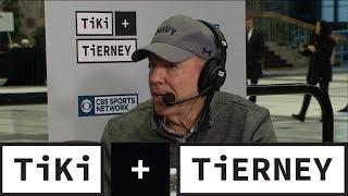Roger Staubach talks NFL career | Tiki & Tierney