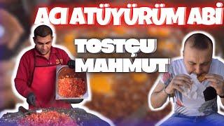 Sadece Adana'da Yiyebileceğiniz Ütü Tost | Tostçu Mahmut