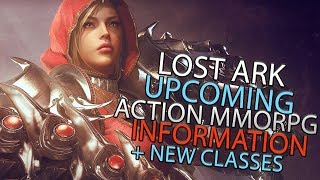 New MMORPG Lost Ark Information Updates!
