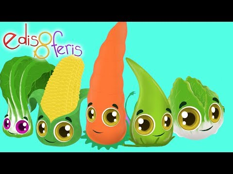 Sebzeler Meyveler Şarkısı
