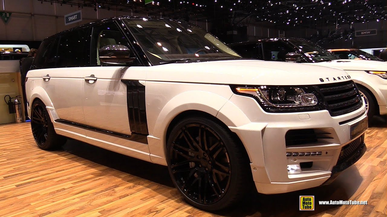 2015 Range Rover By Startech Exterior And Interior Walkaround