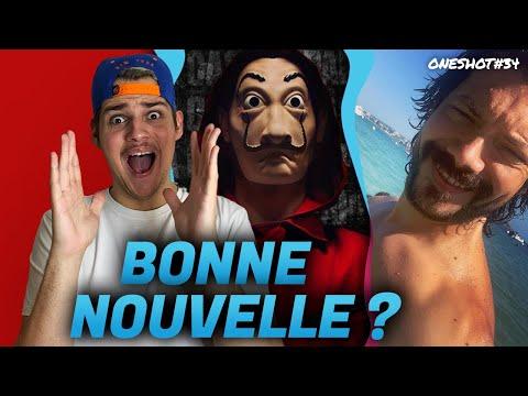LA CASA DE PAPEL SAISON 5 : DATE de SORTIE & BONNE NOUVELLE !из YouTube · Длительность: 7 мин19 с