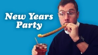 DAD'S NEW YEARS EVE PARTY