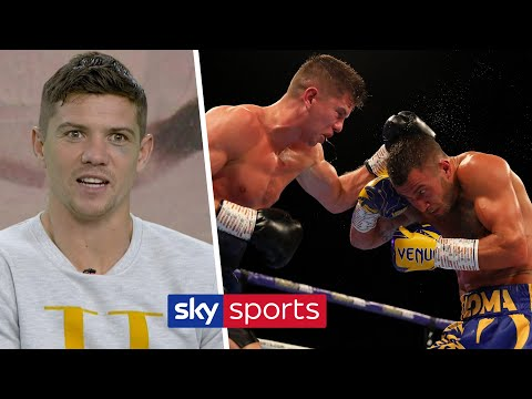 Luke Campbell opens up on the BIZARRE behaviour from a member of Lomachenko's team during fight week