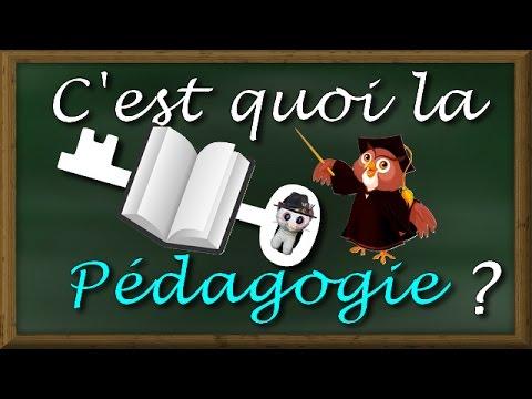 CLÉ #1 : La Pédagogie