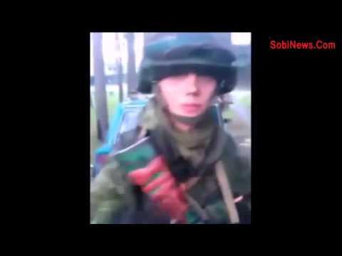 Видео, найденное в телефоне убитого в Марьинке российского оккупанта