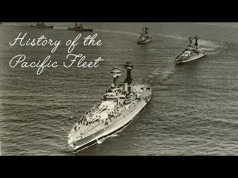 Maritime Minute: History of the Pacific Fleet (Special Edition)