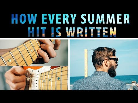 How Every Summer Song Is Written | Paul Davids - Forever