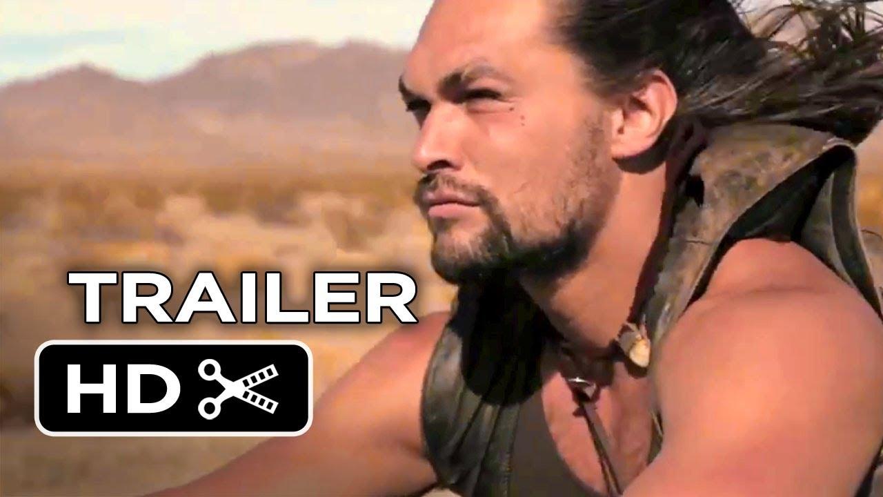 Road To Paloma Official Trailer 1 2014 Jason Momoa Movie Hd