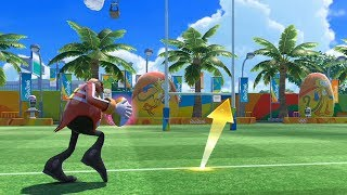 #Rugby Sevens-Team Waluigi vs Team Dr.Eggman-Mario and Sonic at The Rio 2016 Olympic Games