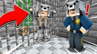 SEVGİLİMİ HAPSE ATTIM! 😱 - Minecraft