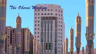 The Oberoi Madina Hotel. A luxury hotel in the city of Al-Madina, Saudi Arabia