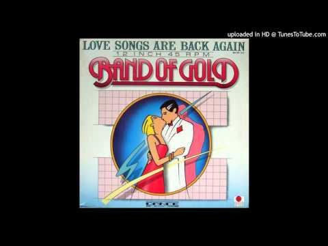 Band of Gold - Love Songs Are Back Again 1984 (Instrumental tema do  programa Love Songs Rádio Cid