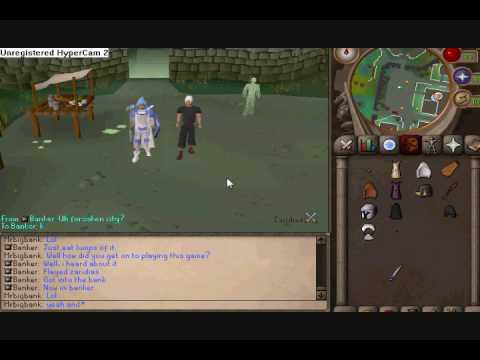 My first interview on Zaridias pk server with Mod Banker