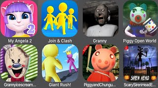 Download lagu My Angela 2,Join & Clash 3D,Granny,Piggy Open World,Granny Ice Scream,Giant Rush,Piggy And Party,...