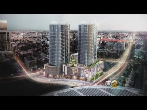 Next Chapter In Downtown LA's Renaissance Gets Underway With Announcement Of Development Project