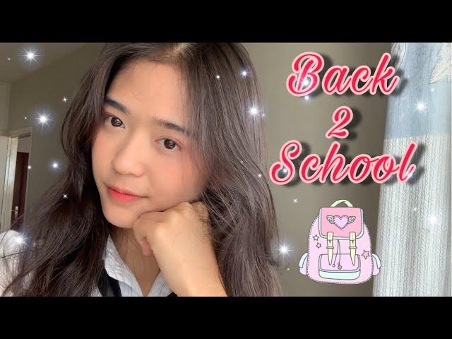 [Yến Xù Official] BACK TO SCHOOL MAKEUP ✨ | Trang điểm nhẹ nhàng khi tới trường 🎒🥰