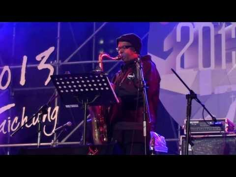 Omer Avital Quintet - New Song (2013 Taichung Jazz Festival)