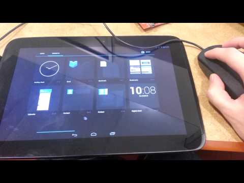 Nexus 10 USB Host with mouse