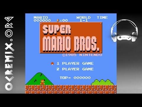 OCR00081: Super Mario Bros. Super Jungle Brothers ...