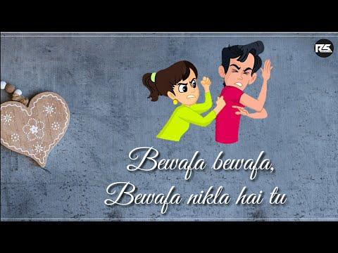 Bewafa Nikla Hai Tu   Female Version   Whatsapp Status Video   RS Creations