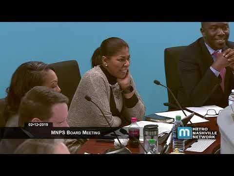 02/12/19 MNPS Board Meeting Mp3