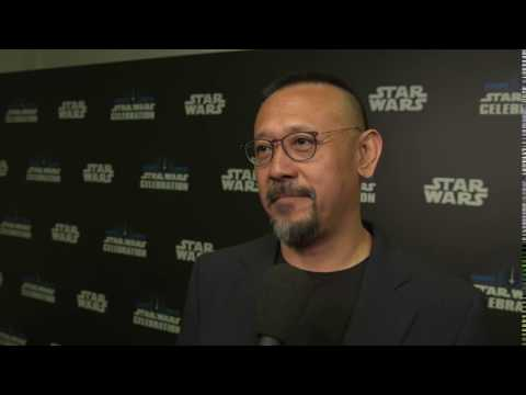 Star Wars Rogue One - the cast at Star Wars Celebration London 2016 clip