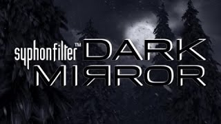 PS2 Game: Syphon Filter Dark Mirror P1