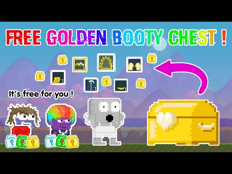 FREE GOLDEN BOOTY CHEST『VALENTINE'S WEEK 2017』