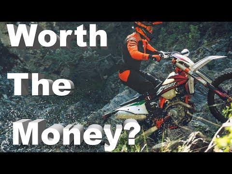 Why I don't Buy KTM 6 Days Bikes