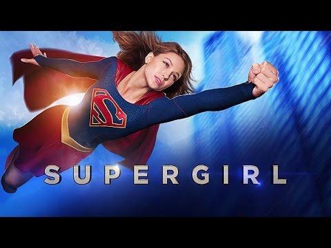 I'm Supergirl: Krystal Harris