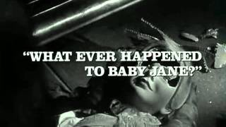 What Ever Happened To Baby Jane? Car Accident Bette Davis Joan Crawford English