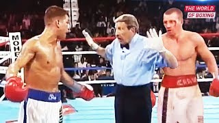 The Bloodiest Confrontation in Boxing History - Arturo Gatti vs Micky Ward