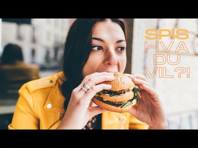 Spis hva du vil? Del 2 i serien NY START. Foredrag og gjesteintervju.