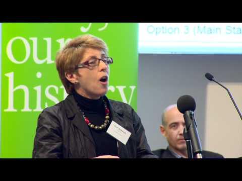 Govcamp Canberra 2012 - Academic Panel on Public Service Innovation