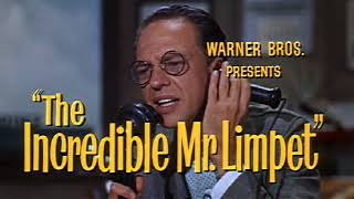 The Incredible Mr. Limpet - Trailer thumbnail