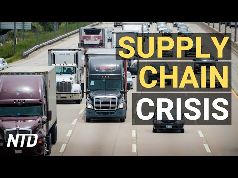 Supply Chain Crisis: WH Lifting Cargo Truck Weight Limit; Rep. Pleads Not Guilty to Lying to FBI